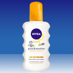 SPRAY SOLARE PURE & SENSITIVE KIDS
