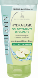 Clinians_Hydra_Basic_Gel_Detergente_Esfoliante