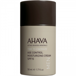 Ahava_Men's_Age_Control_Misturizing_Cream