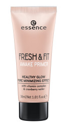 essence fresh & fit awake primer